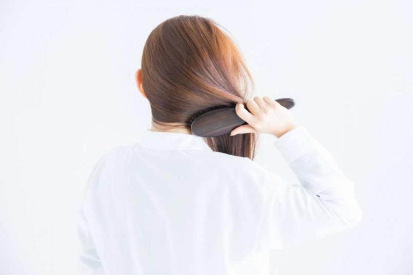 毛髪(女性)1
